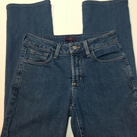 Not Your Daughter Jeans NYDJ Lift Tuck IRA Relaxed ankle Jeans
